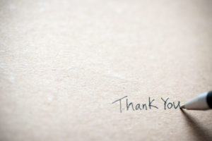 thanking your Greenfield realtors